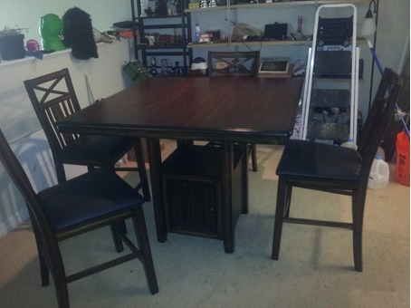 livingroom and dining room furniture must go.....best offer