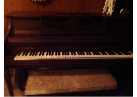 Koehler and Campbell piano